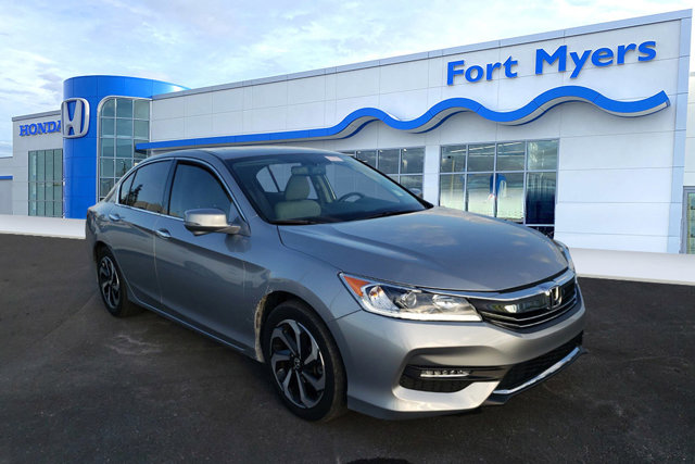 Used 2017 Honda Accord Sedan in Fort Myers, FL