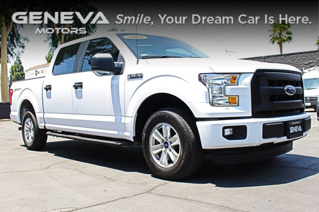 Used 2016 Ford F-150 in Montclair, CA