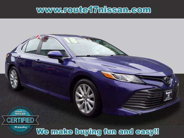 Used 2018 Toyota Camry in Little Falls, NJ