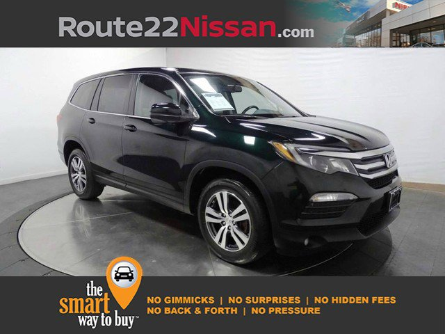 2016 Honda Pilot EX-L AWD 4dr EX-L Regular Unleaded V-6 3.5 L/212 [1]