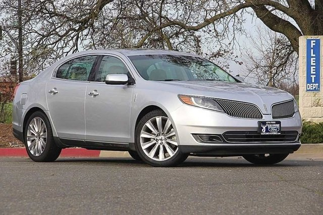 Used 2015 LINCOLN MKS 4dr Sdn 3.5L AWD EcoBoost