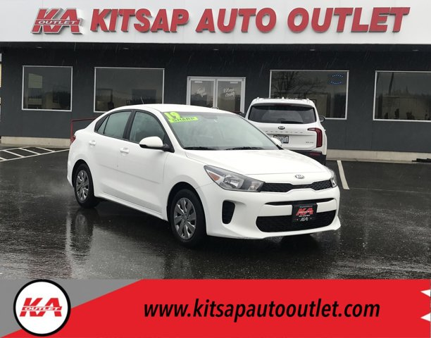 Used 2019 KIA Rio in Port Orchard, WA