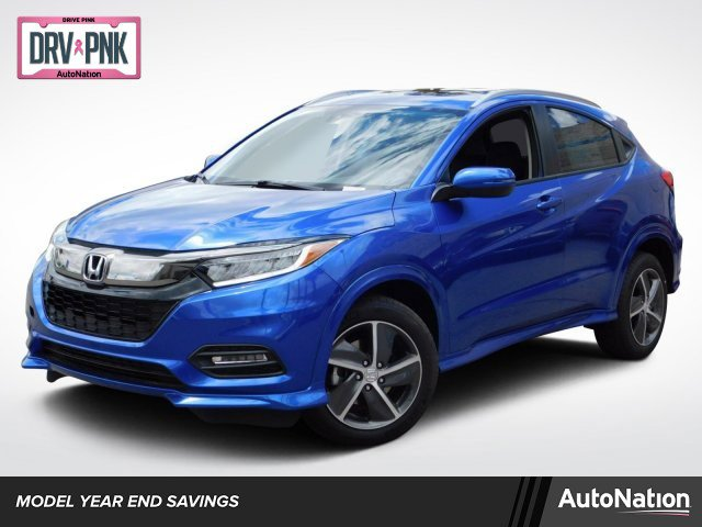 New 2019 Honda HR-V in Las Vegas, NV