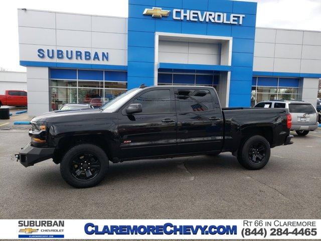 Used 2018 Chevrolet Silverado 1500 in Claremore, OK
