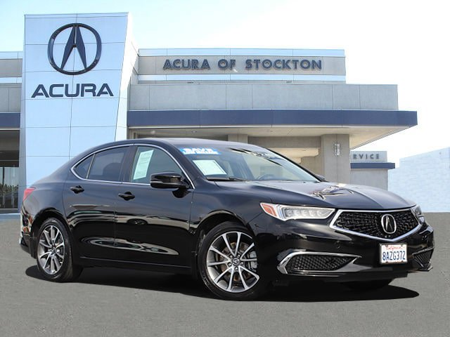 Used 2018 Acura TLX in , CA