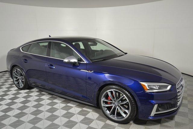 New 2019 Audi S5 Sportback in Lynnwood, WA