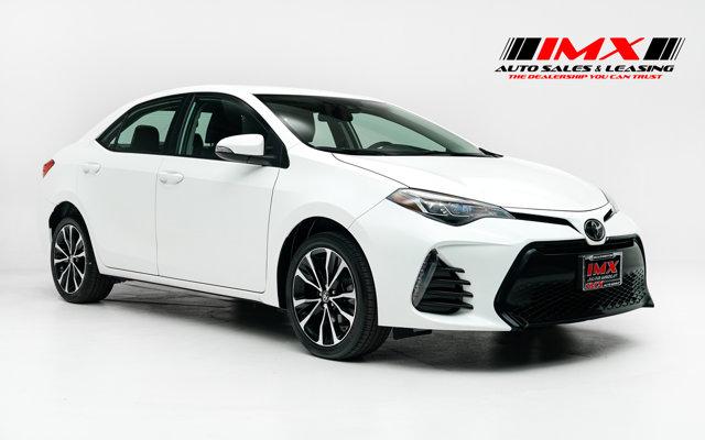 2018 Toyota Corolla SE SE CVT Regular Unleaded I-4 1.8 L/110 [0]