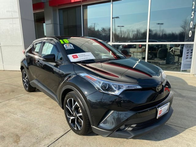 Used 2018 Toyota C-HR in Lexington Park, MD