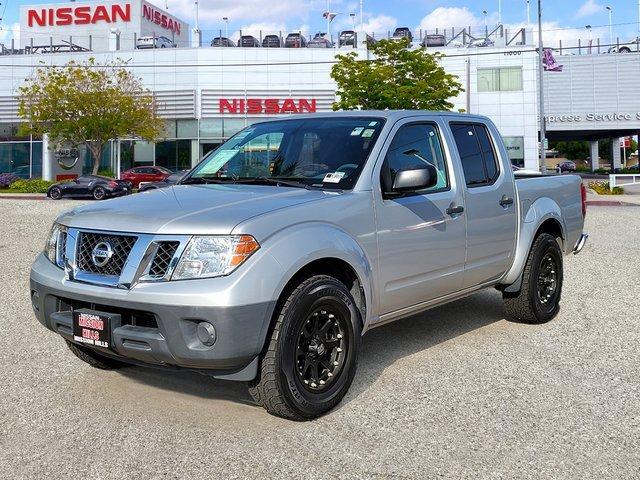 2016 Nissan Frontier S 2WD Crew Cab SWB Manual S Regular Unleaded V-6 4.0 L/241 [1]
