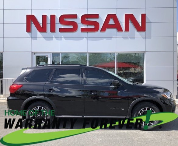 2020 Nissan Pathfinder SV FWD SV Regular Unleaded V-6 3.5 L/213 [7]