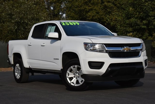 Used 2019 Chevrolet Colorado in Goleta, CA