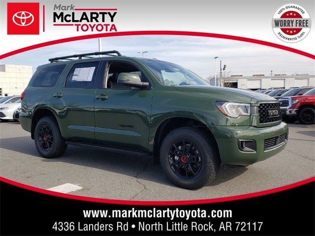 New 2020 Toyota Sequoia in North Little Rock, AR
