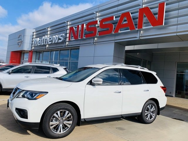New 2020 Nissan Pathfinder in Paris, TX