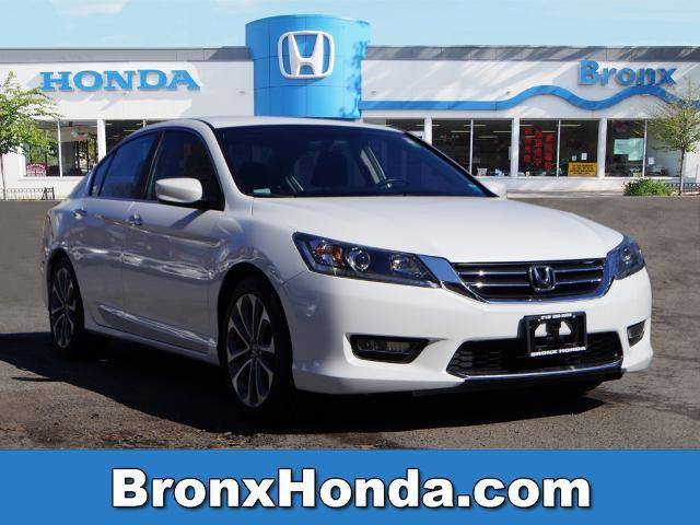 Used 2014 Honda Accord Sedan in Bronx, NY