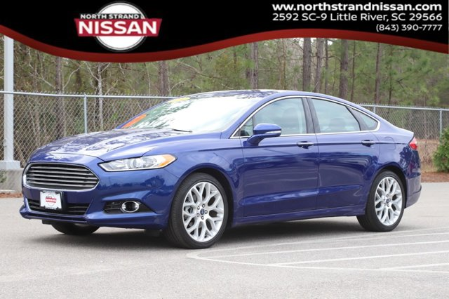 Used 2014 Ford Fusion in Little River, SC