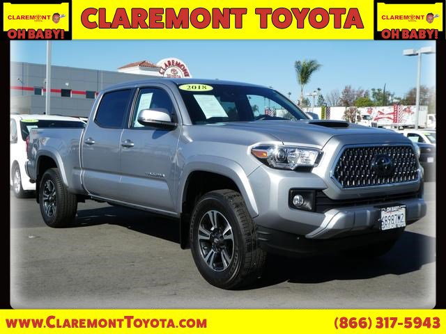 Used 2018 Toyota Tacoma in Claremont, CA