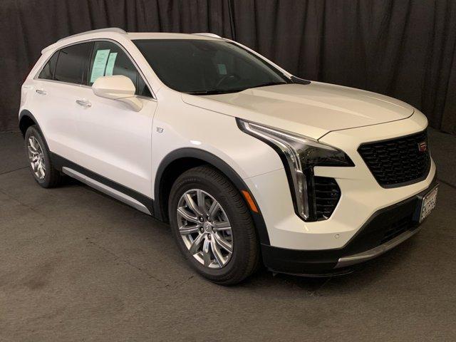 2020 Cadillac XT4 FWD Premium Luxury FWD 4dr Premium Luxury Turbocharged Gas I4 2.0L/ [9]