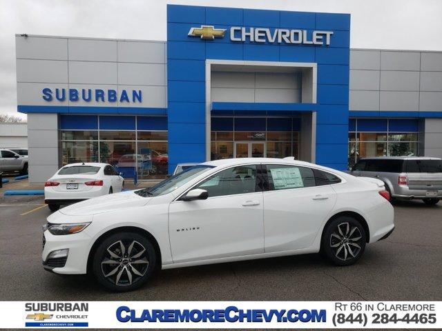 New 2020 Chevrolet Malibu in Claremore, OK