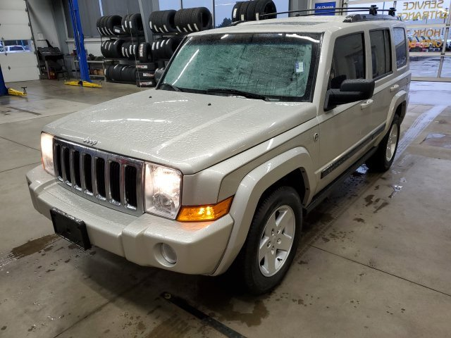 Used 2008 Jeep Commander in Fort Collins, CO