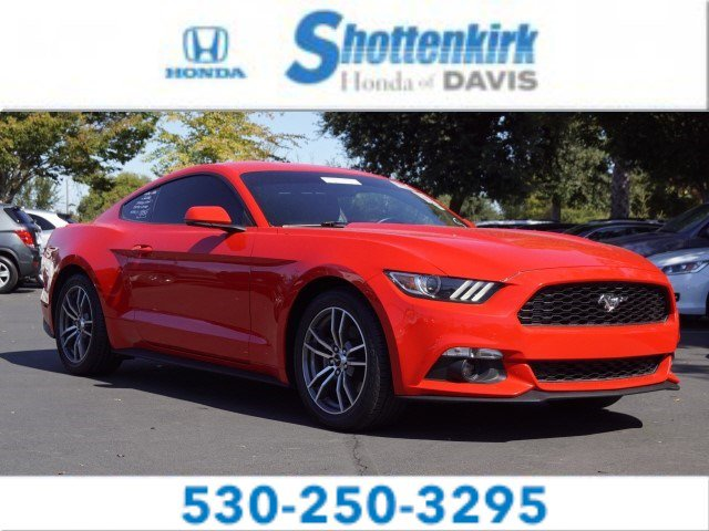 Used 2016 Ford Mustang in Davis, CA