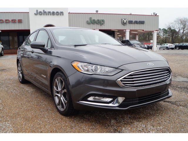Used 2017 Ford Fusion in Meridian, MS