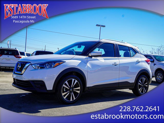 Used 2019 Nissan Kicks in Pascagoula, MS