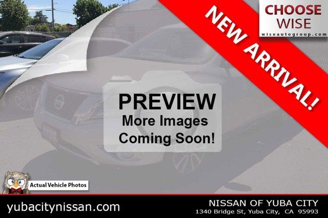 2016 Nissan Pathfinder  Regular Unleaded V-6 3.5 L/213 [6]
