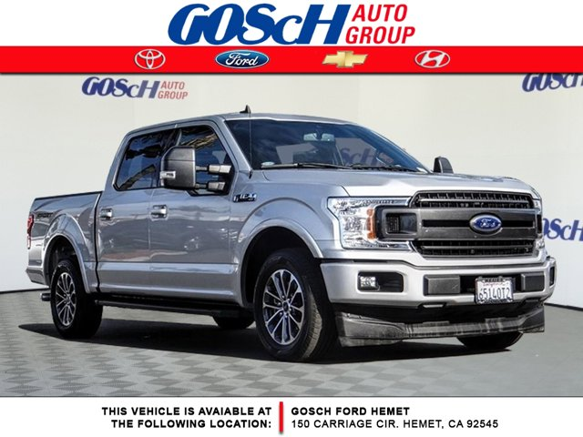 Used 2019 Ford F-150 in Hemet, CA