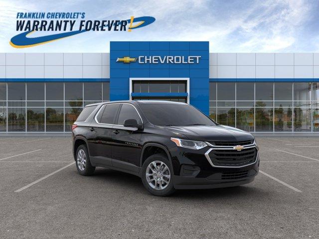 New 2020 Chevrolet Traverse in Statesboro, GA