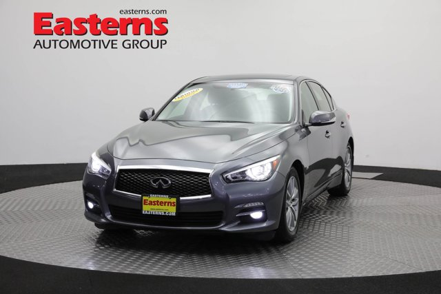 2016 INFINITI Q50 Premium Plus 4dr Car