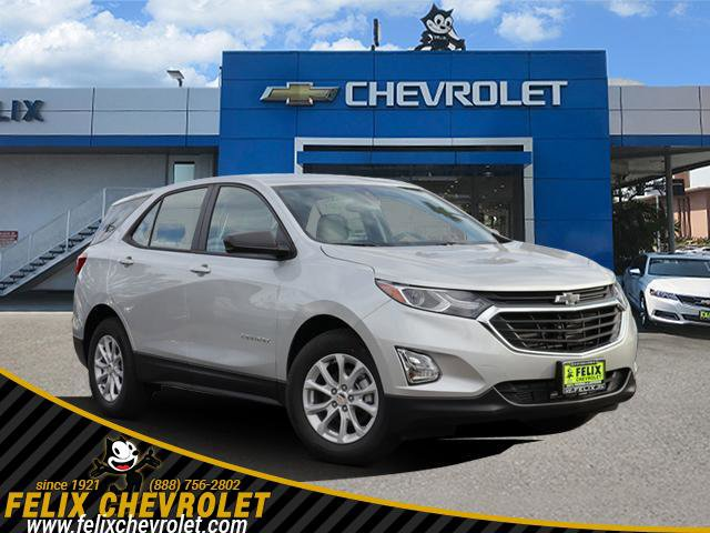 2021 Chevrolet Equinox LS FWD 4dr LS w/1LS Turbocharged Gas I4 1.5L/92 [12]