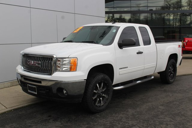 Used 2013 GMC Sierra 1500 in Tacoma, WA