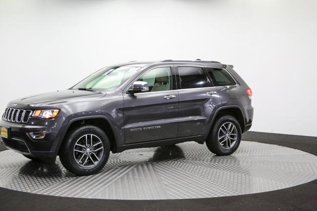 2017 Jeep Grand Cherokee for sale 123313 52