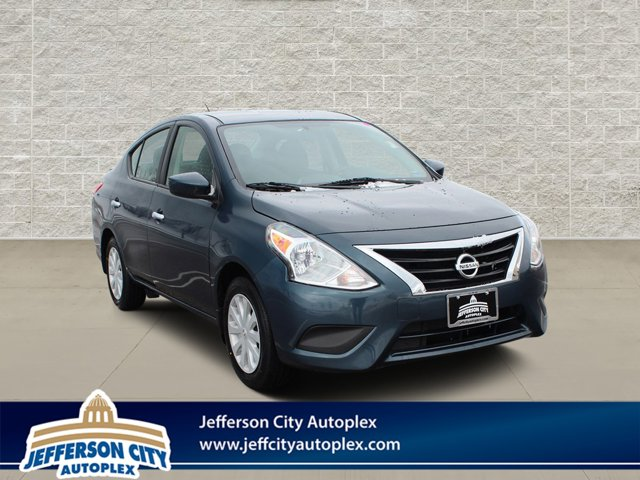 Used 2017 Nissan Versa in Jefferson City, MO