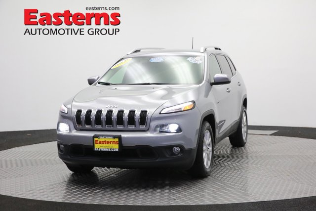 2017 Jeep Cherokee for sale 120138 0