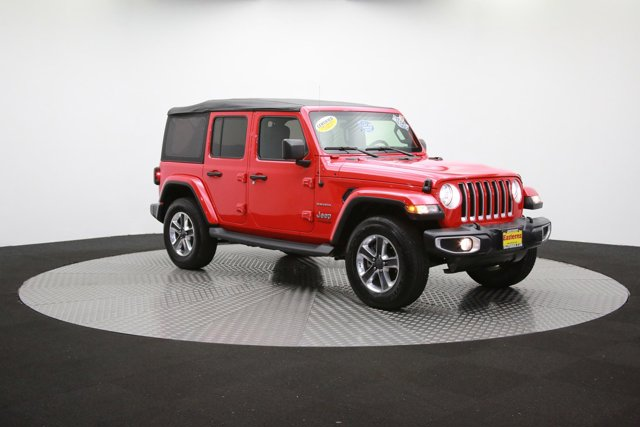 2019 Jeep Wrangler Unlimited for sale 123385 42