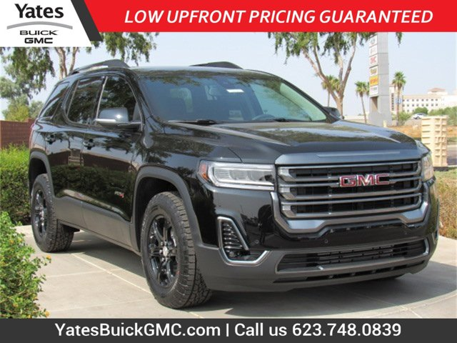 2021 GMC Acadia AT4 AWD 4dr AT4 Gas V6 3.6L/222 [0]
