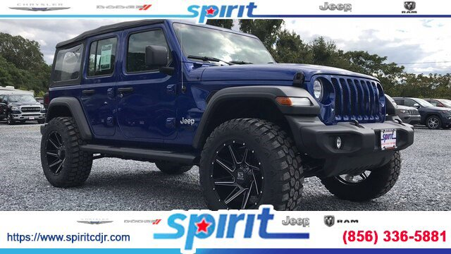 Used 2018 Jeep Wrangler Unlimited in Swedesboro, NJ
