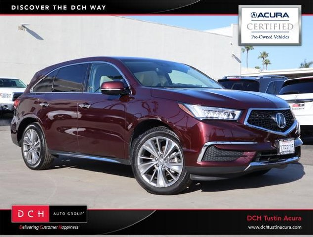Used 2017 ACURA MDX AWD TECH in , CA