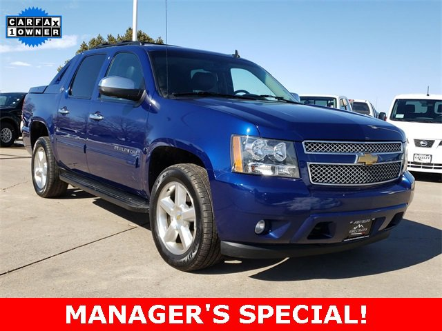 Used 2013 Chevrolet Avalanche in Fort Collins, CO