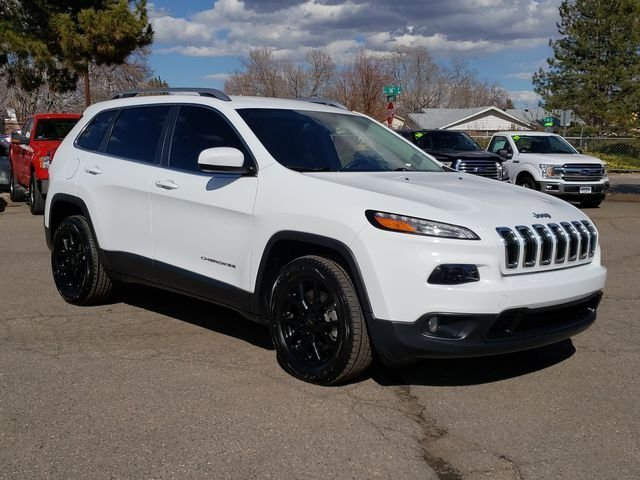 Used 2015 Jeep Cherokee in Fort Collins, CO