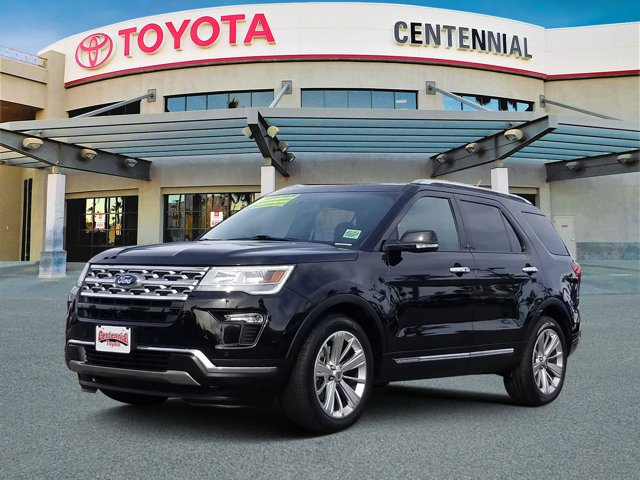 Used 2019 Ford Explorer in Las Vegas, NV