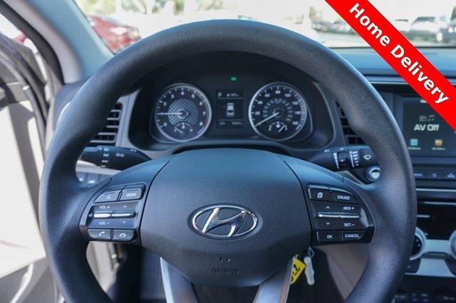 Used 2019 Hyundai Elantra SEL Auto