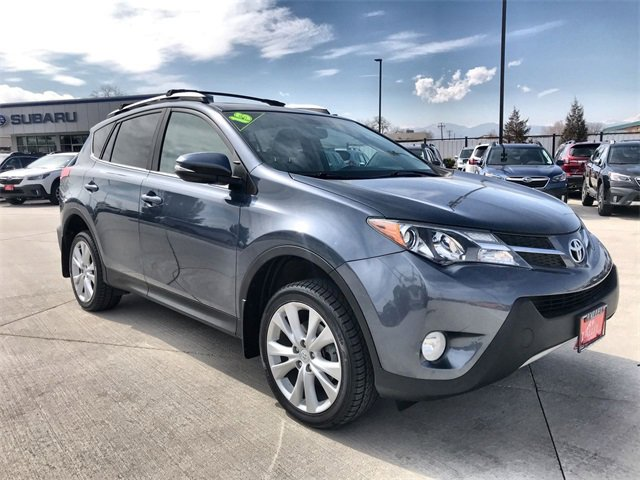 Used 2013 Toyota RAV4 in Fort Collins, CO