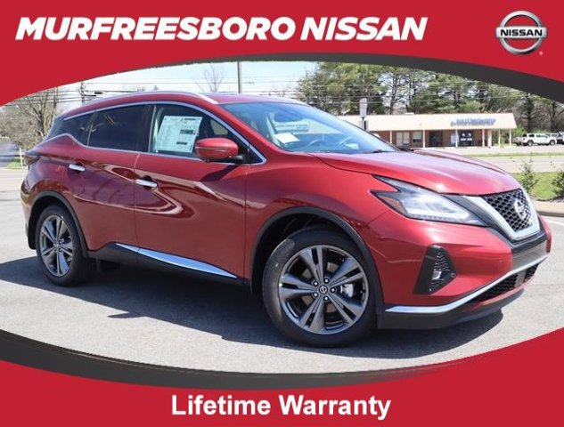 New 2020 Nissan Murano in Murfreesboro, TN
