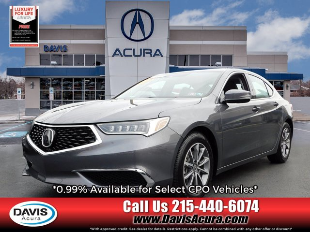 Used 2020 Acura TLX in Langhorne, PA