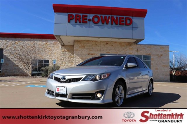 Used 2013 Toyota Camry in Granbury, TX