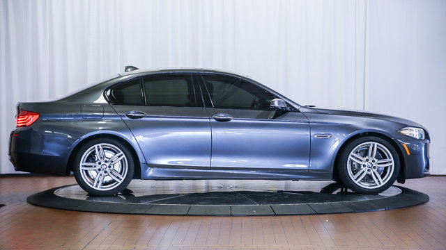 Used 2016 BMW 5 Series 4dr Sdn 535i RWD