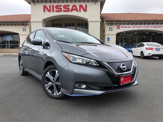 2020 Nissan LEAF SL PLUS SL PLUS Hatchback Electric [17]