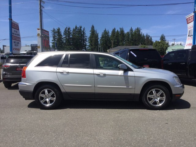 Used 2007 Chrysler Pacifica 4dr Wgn Touring FWD